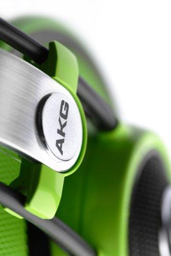 【国内正規品】AKG Q701 オープン型ヘッドホン リファレンスクラス グリーン  Q701GRN