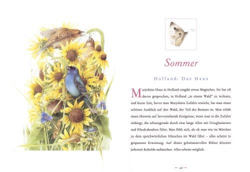 Malerei ist meine Sprache: Ein Jahr mit Marjolein Bastin