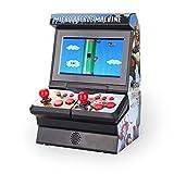 uzinby ミニゲーム機 携帯ゲーム機 携帯型ゲーム機 ポータブルゲーム機 レトロアーケード レトロアーケードマシン 面白い 持ち運びやすい 誕生日プレゼント