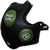GelTechボディ/ TRAINERS保護ベスト、MMAムエタイキックボクシングボクシング