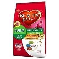 日本ペットフード ビーティープロ 低脂肪 成猫用 1.5Kg (ペット用品)