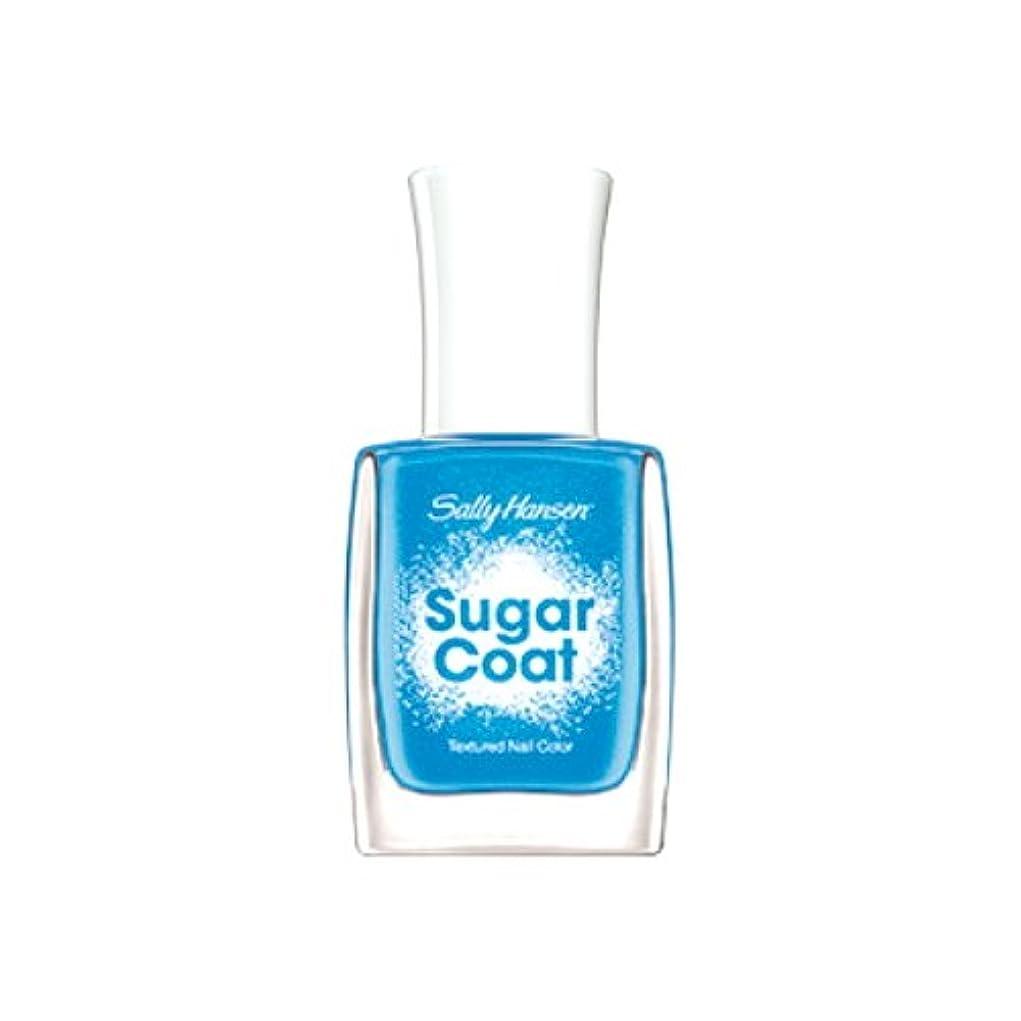 納税者育成計画SALLY HANSEN Sugar Coat Special Effect Textured Nail Color - Razzle-berry (並行輸入品)