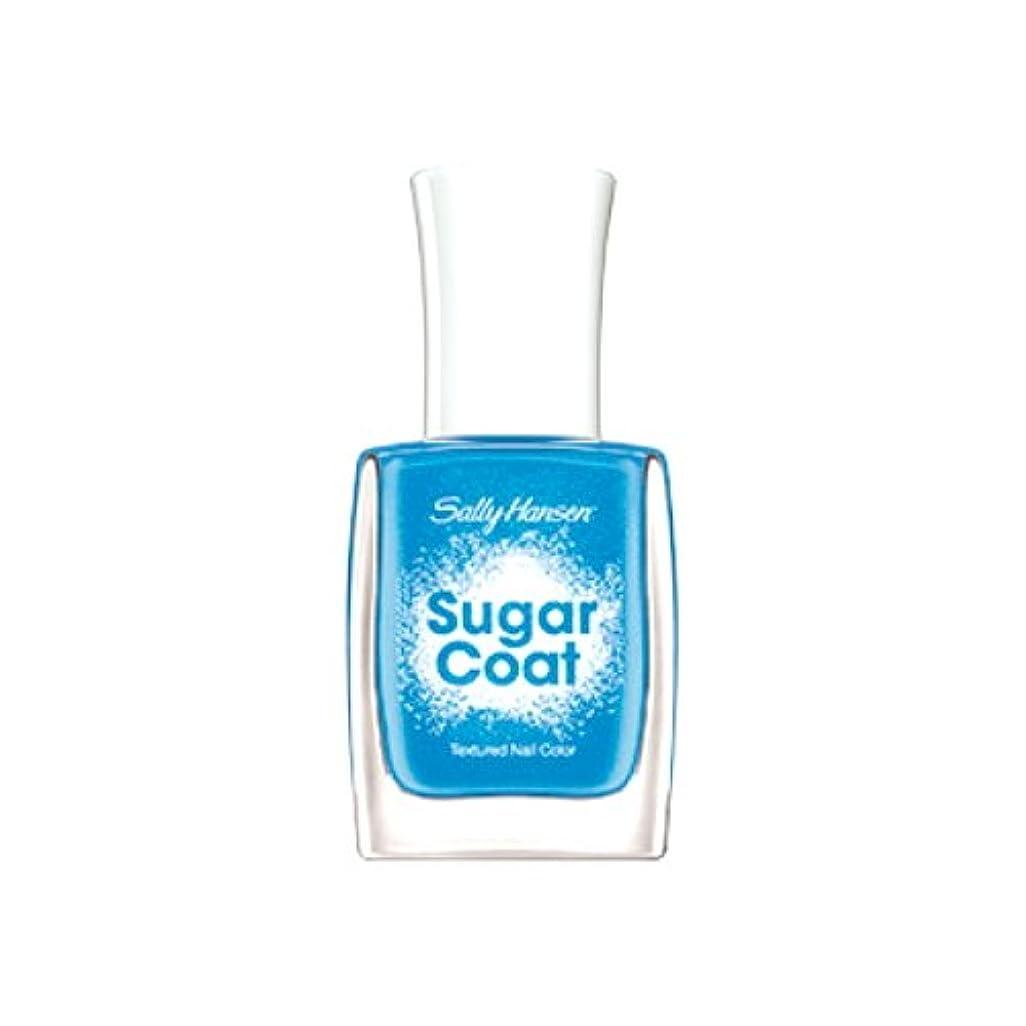 牽引飼いならす練るSALLY HANSEN Sugar Coat Special Effect Textured Nail Color - Razzle-berry (並行輸入品)