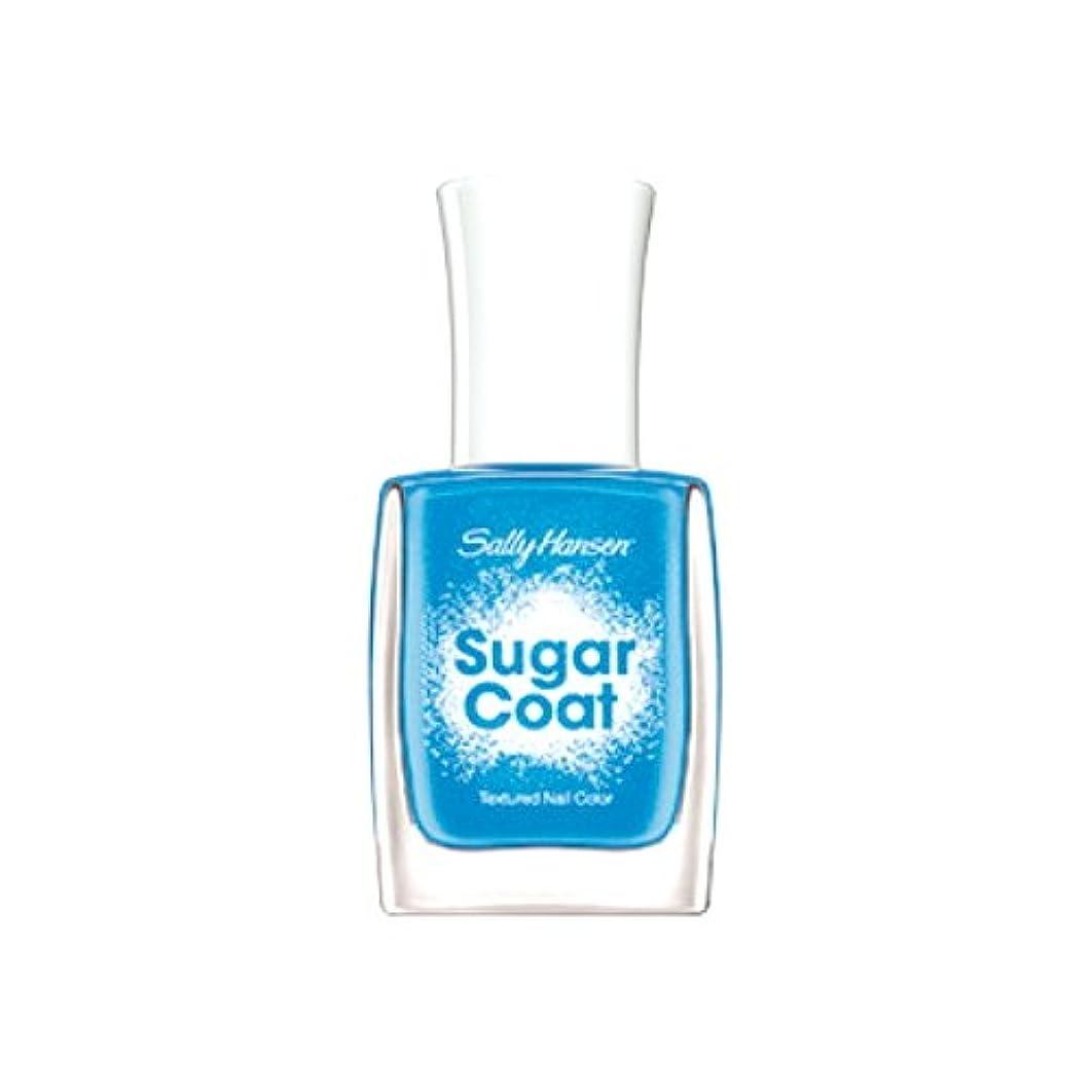 内なる繰り返したレジデンスSALLY HANSEN Sugar Coat Special Effect Textured Nail Color - Razzle-berry (並行輸入品)