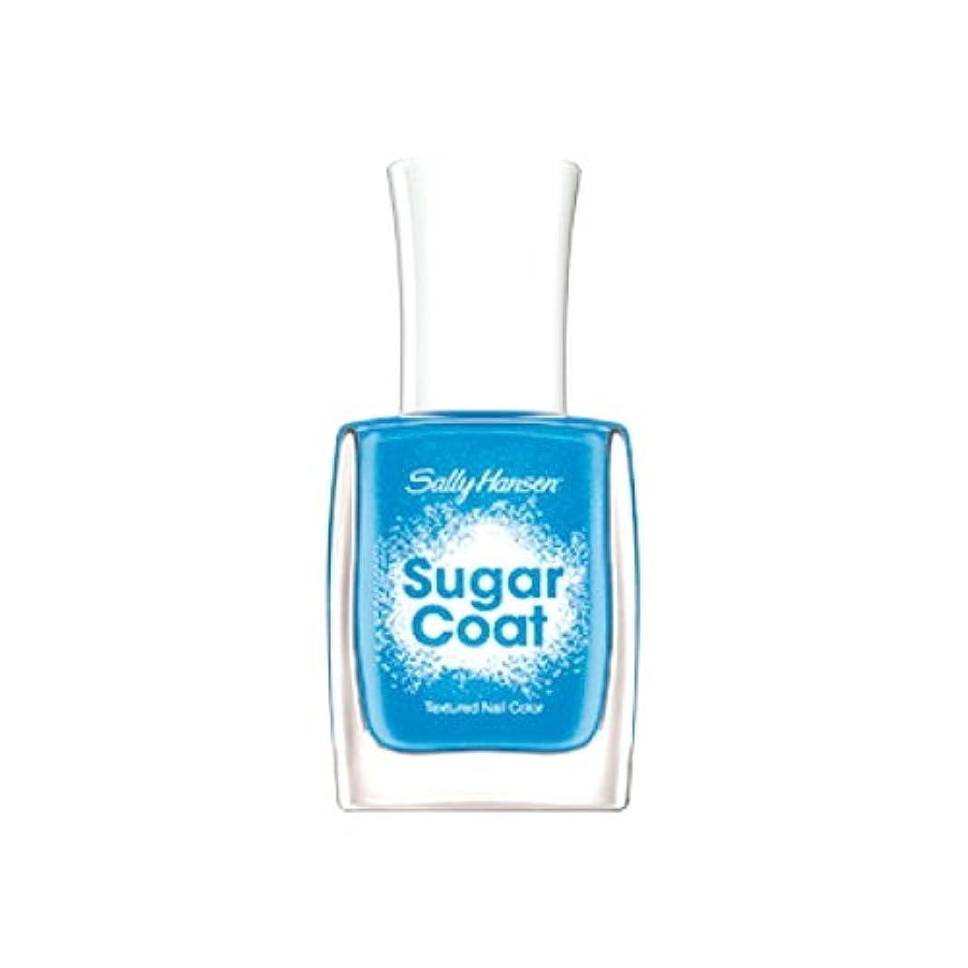 キャスト晩餐管理しますSALLY HANSEN Sugar Coat Special Effect Textured Nail Color - Razzle-berry (並行輸入品)