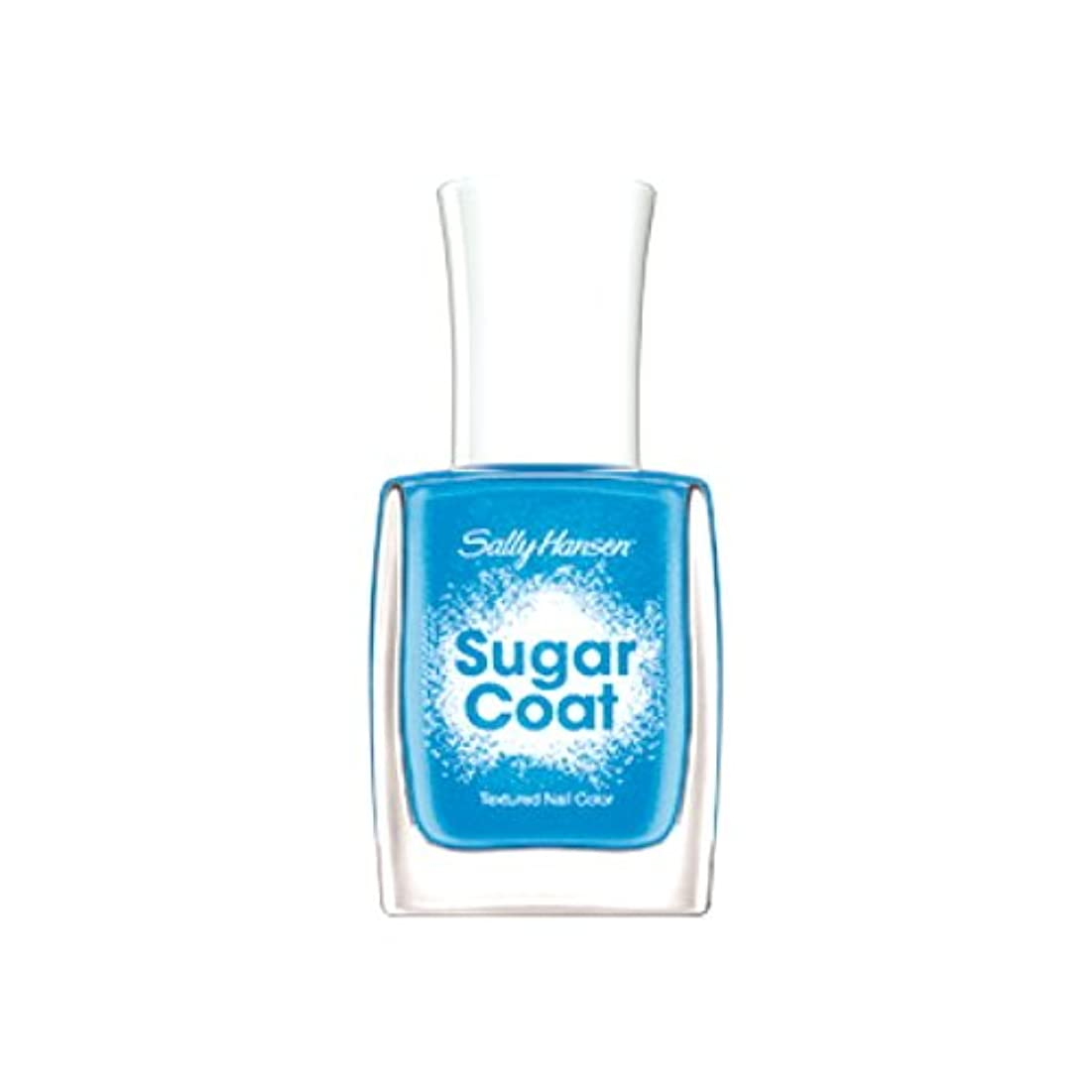 浸す等インストラクターSALLY HANSEN Sugar Coat Special Effect Textured Nail Color - Razzle-berry (並行輸入品)
