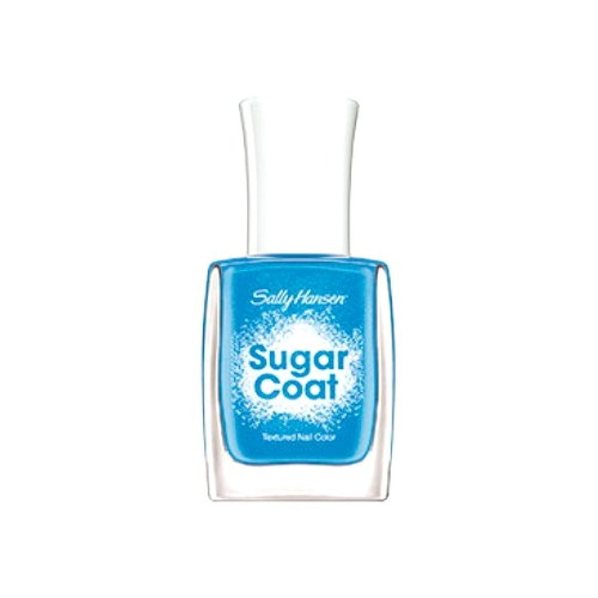 販売計画無声でデイジーSALLY HANSEN Sugar Coat Special Effect Textured Nail Color - Razzle-berry (並行輸入品)