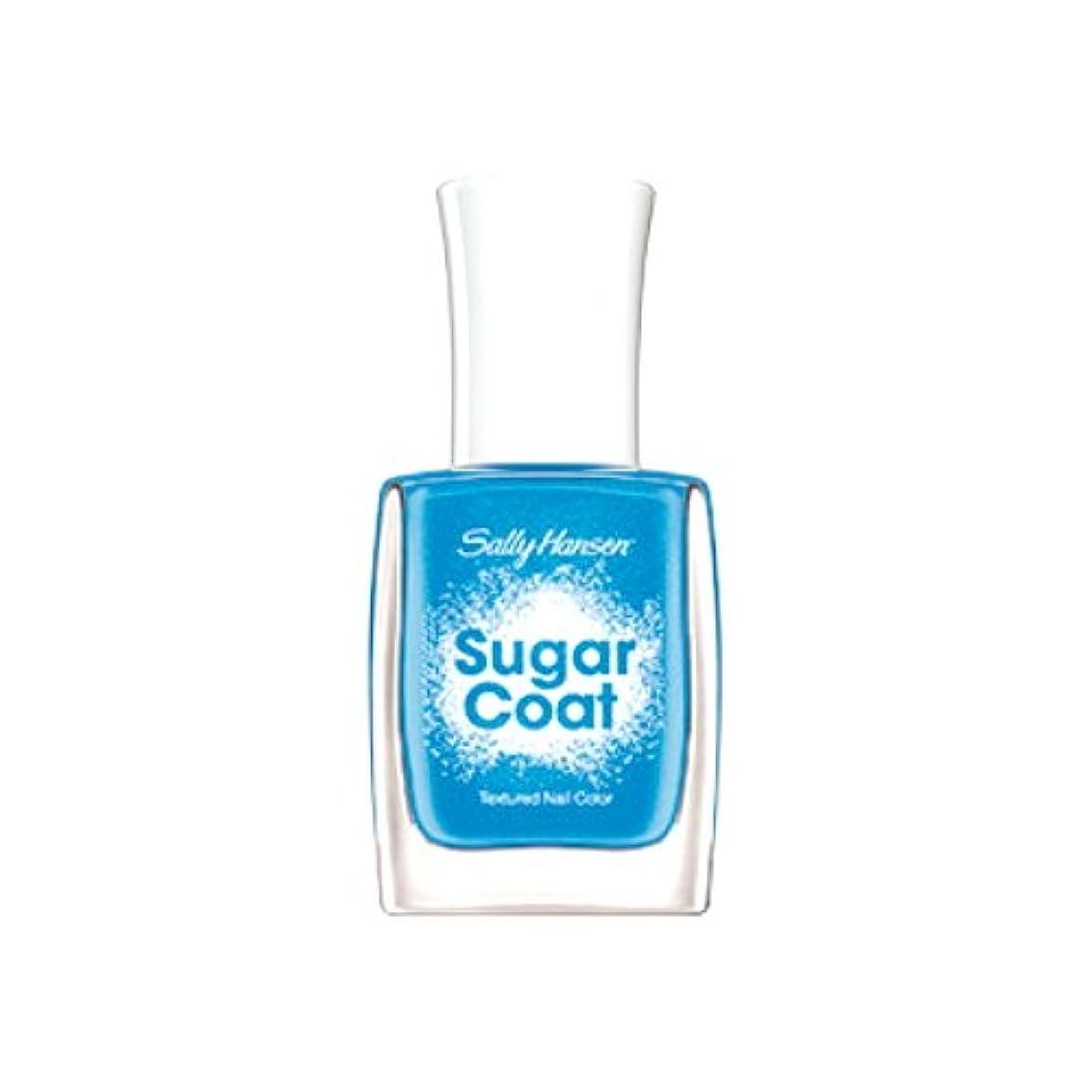 不確実図書館ありがたいSALLY HANSEN Sugar Coat Special Effect Textured Nail Color - Razzle-berry (並行輸入品)