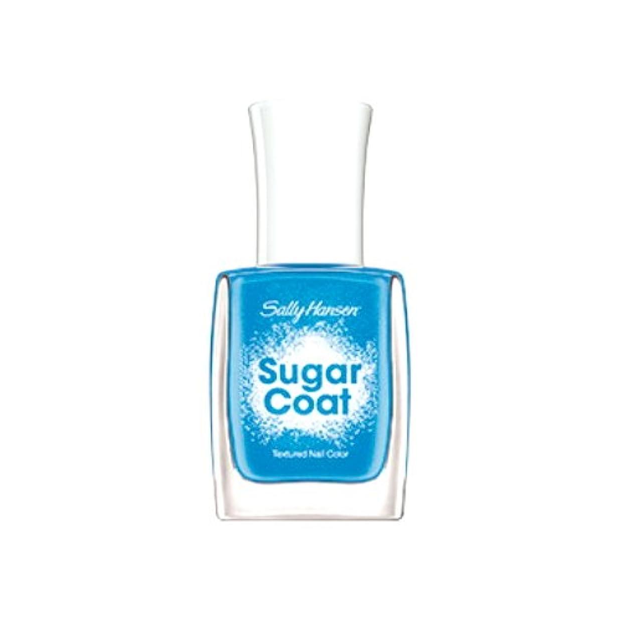 クローゼット知覚ステッチSALLY HANSEN Sugar Coat Special Effect Textured Nail Color - Razzle-berry (並行輸入品)
