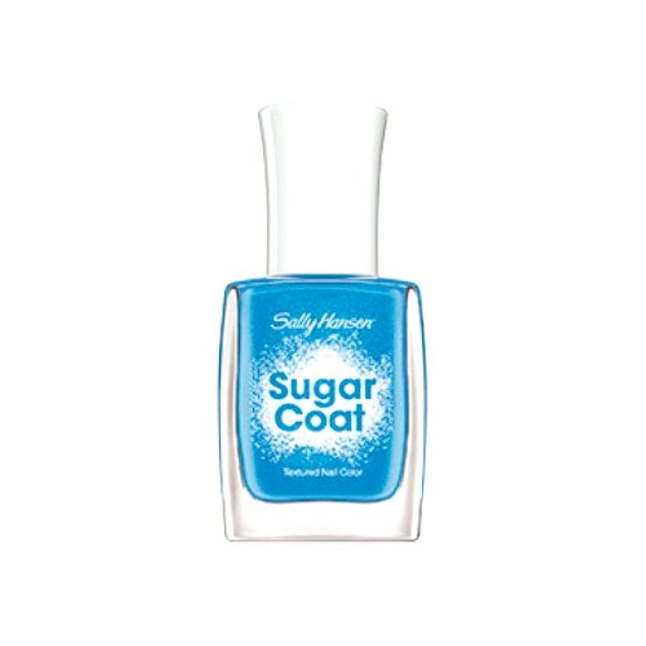 スイス人意志に反する前方へSALLY HANSEN Sugar Coat Special Effect Textured Nail Color - Razzle-berry (並行輸入品)
