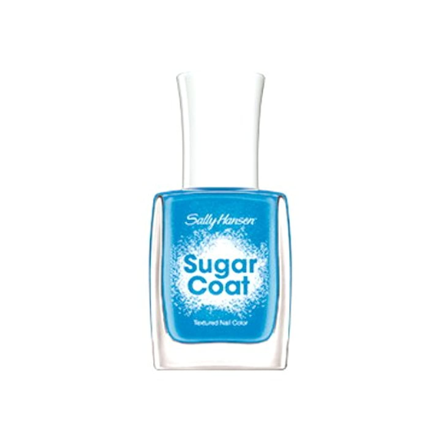 橋脚クリーク定刻SALLY HANSEN Sugar Coat Special Effect Textured Nail Color - Razzle-berry (並行輸入品)