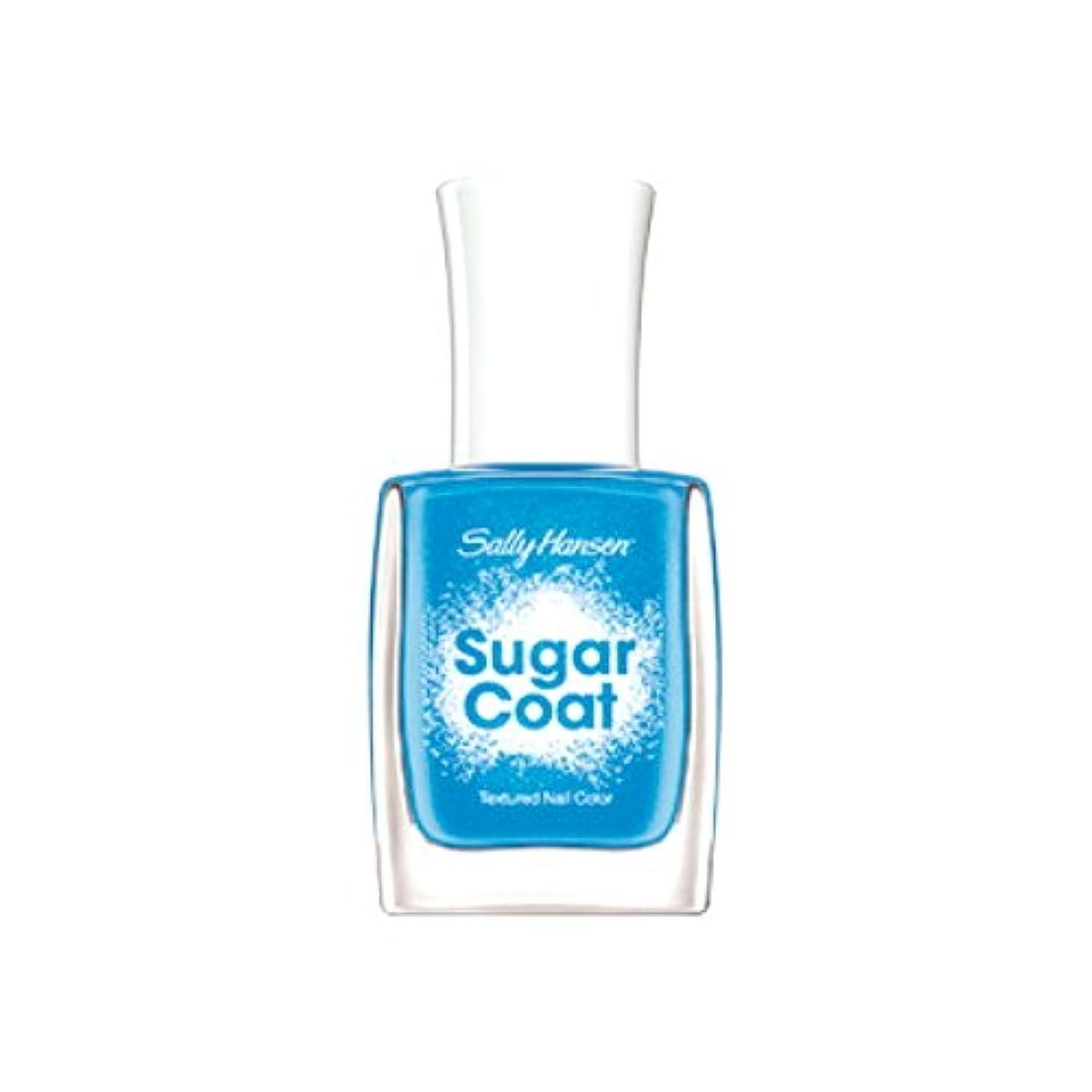 メタリックアクティビティトレーダーSALLY HANSEN Sugar Coat Special Effect Textured Nail Color - Razzle-berry (並行輸入品)