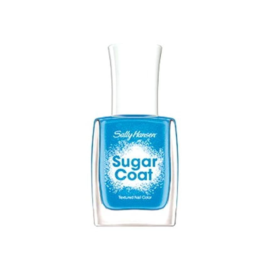 句未接続保存SALLY HANSEN Sugar Coat Special Effect Textured Nail Color - Razzle-berry (並行輸入品)