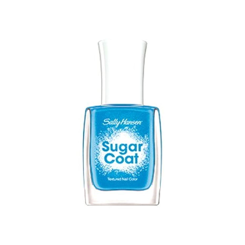 平らな文芸オーディションSALLY HANSEN Sugar Coat Special Effect Textured Nail Color - Razzle-berry (並行輸入品)