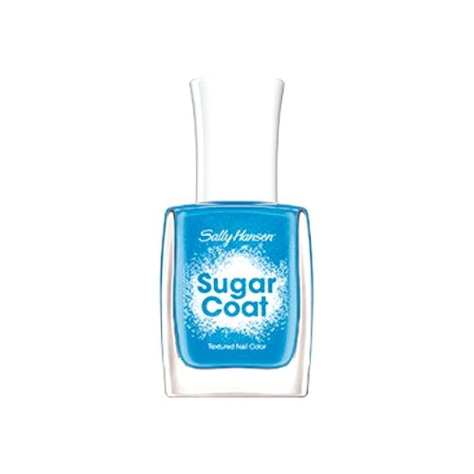 SALLY HANSEN Sugar Coat Special Effect Textured Nail Color - Razzle-berry (並行輸入品)