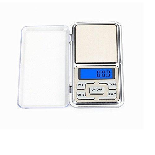 Homefunny 携帯タイプ ポケットデジタル スケール(秤) 0.01g-200g精密 業務用(プロ用)  電子 はかり