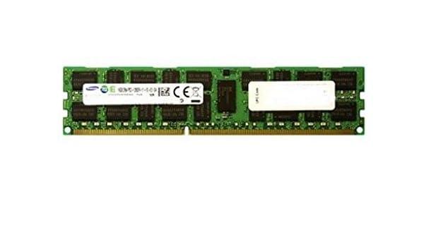 Samsung 8GB 2X 4GB 2RX4 DDR3-1600MHz PC3-12800R ECC REG Registered Server ram