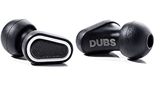 DUBS Acoustic Filters Advanced Tech Earplugs, White [並行輸入品]
