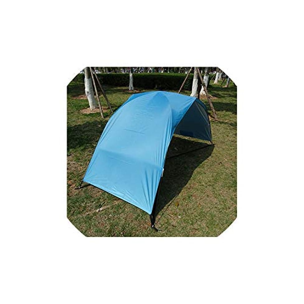 ベリートーク岸ポータブルビーチテント カバナサンシェード キャノピー フィッシング シェルター テント オーニング サンシェード ストランドテント サマービーチテント UV保護