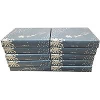 【北海道限定】白い恋人 (白色恋人)12枚入り お土産袋付き / 石屋製菓【複数注文可能】 (10個)