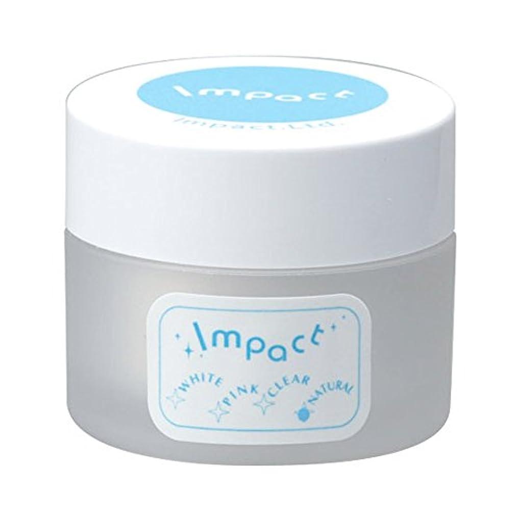 スプリット同情的夏Impact アクリリックパウダー ミルキーピンク 30g