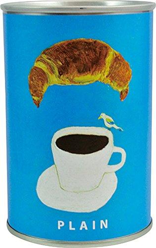 2コ入り パン缶 柴田ケイコ コーヒーとパン チョコ