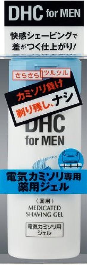上院議員突っ込む反発するDHCforMEN 薬用シェービング ジェル 140ml