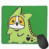可愛い 犬 恐竜 おもしろい マウスパッド オフィス 防水材質 ゲーム向け ズレにくい ゲーミング パソコン作業 マウス敷 おしゃれ