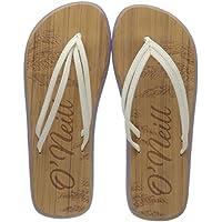 O'Neill Fg Ditsy Sandalen, Girl's Flip Flops, White (Powder White 1030)