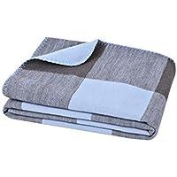 レジャーブランケットブランケットタオルは旅行毛布ソファ寝袋ブランケット冬冬