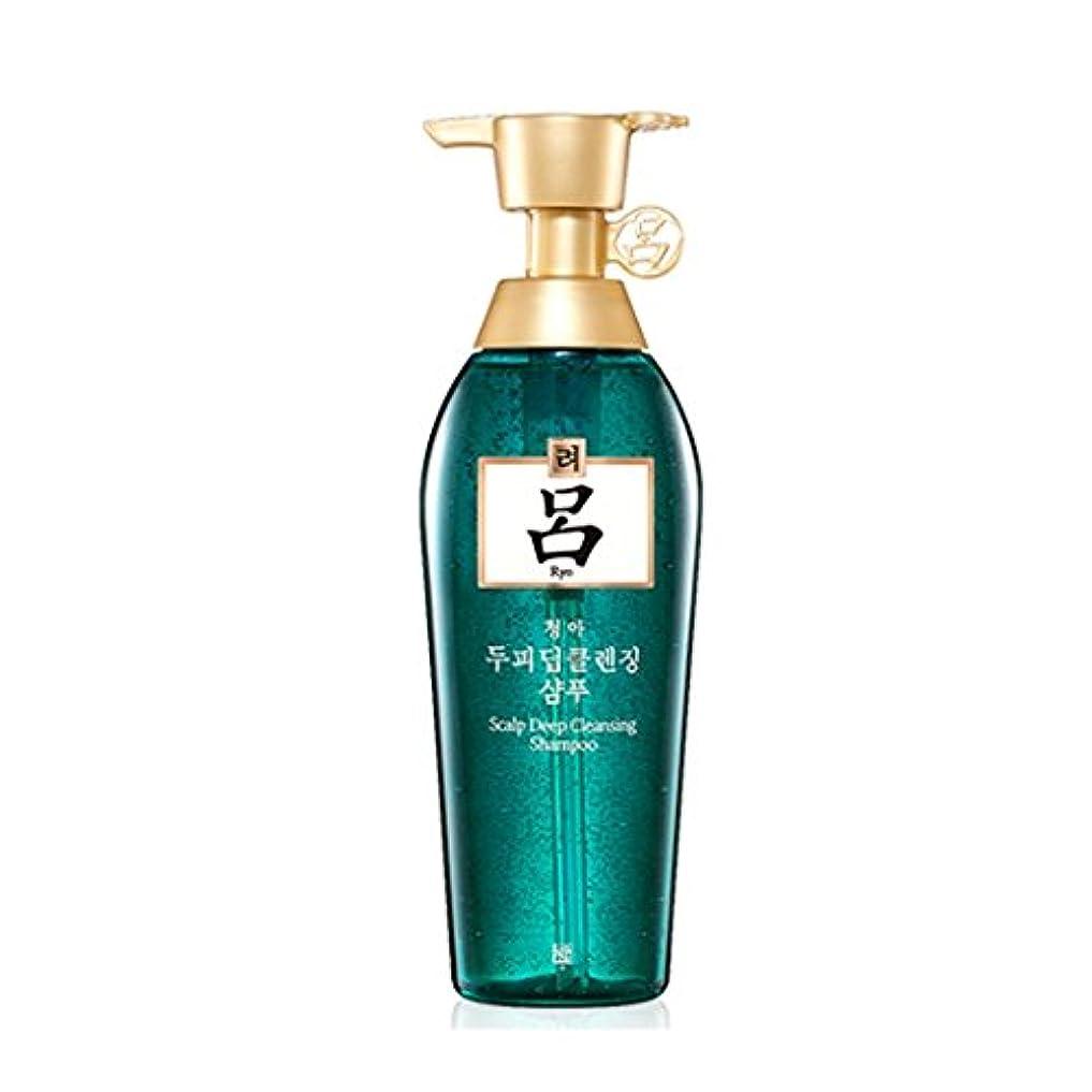 寛容シーン解釈的[呂] Ryo チョンア頭皮ディープクレンジング シャンプー 500ml [並行輸入品]