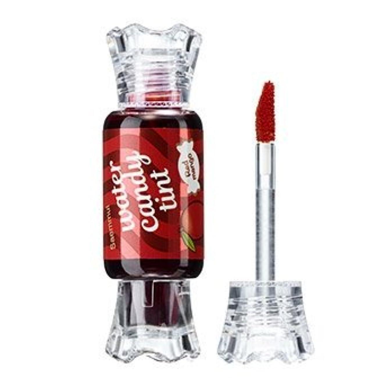 スーツケースに対応するクラウドThe Saem Saemmul Water Candy Tint #03 Redmango ザセム セムムルウォーターキャンディティント #03レッドマンゴ [並行輸入品]
