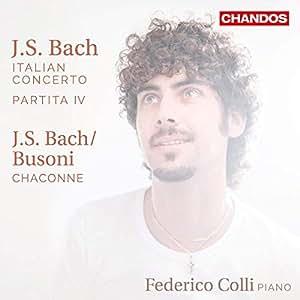 Bach: Italian Concerto / Partita IV