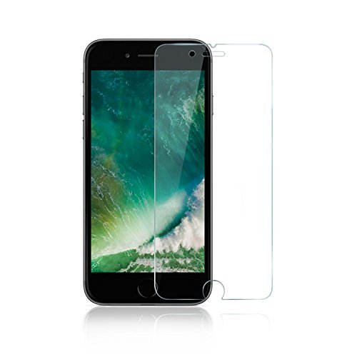【iPhone 7 専用設計】 Anker GlassGuard iPhone 7 4.7インチ用 強化ガラス 液晶保護フィルム【3D Touch対応 / 硬度9H / 気泡防止】