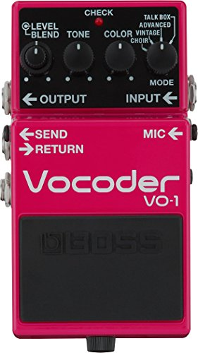 VO-1 Vocoder / Boss