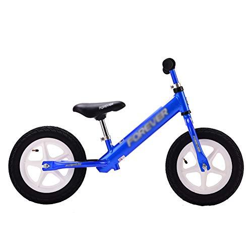 子ども用自転車 調節可能なハンドルグリップ&レザーシート付き...
