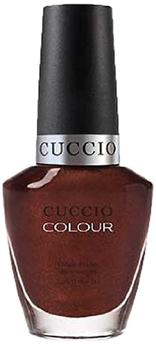 軸安全性起きろCuccio Colour Gloss Lacquer - It's No Istanbul - 0.43oz / 13ml