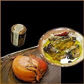 三重・鳥羽浦村の牡蠣燻製オリーブオイル漬けと平貝(タイラギ)の美味濃厚な燻製 2点セット