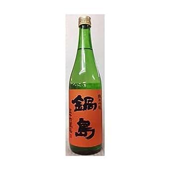鍋島 純米吟醸 五百万石 720ml