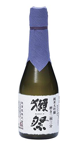 獺祭 純米大吟醸 磨き二割三分 瓶 300ml