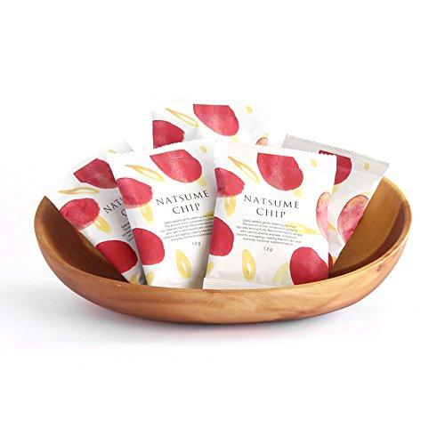 なつめチップ 12g×10個セット 無添加 ドライフルーツ ノンフライ 乾燥 種なし なつめ 棗 砂糖不使用 ドライフルーツ