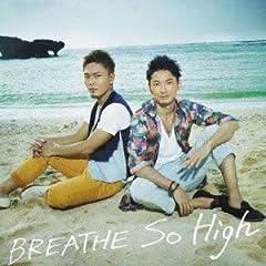 BREATHE「Music in My Life」の歌詞を収録したCDジャケット画像