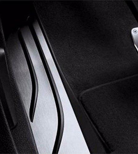 【Smart Ways】 BMW ペダル フットレスト カバー F30 F31 F20 他 ドレスアップ 左ハンドル用