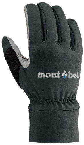 (モンベル) mont-bell サイクルトレーナーグローブ 1130343 GM ガンメタル XS