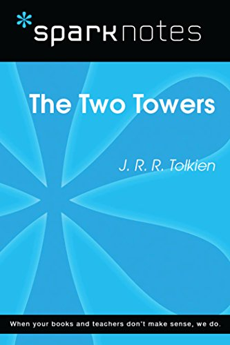 The Two Towers (SparkNotes Literature Guide) (SparkNotes Literature Guide Series)