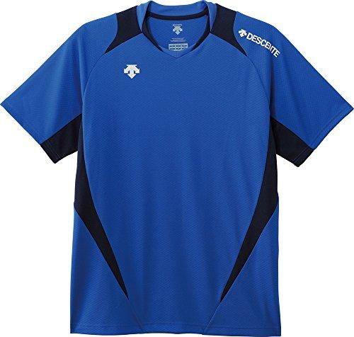 [해외](데 쌍트) DESCENTE 배구 반팔 게임 셔츠 DSS-5420 [남여]/(Descente) DESCENTE Volleyball Short Sleeve Game Shirt DSS - 5420 [Unisex]