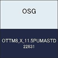 OSG 超硬ハンドタップ OTTM8_X_11.5PUMASTD 商品番号 22831