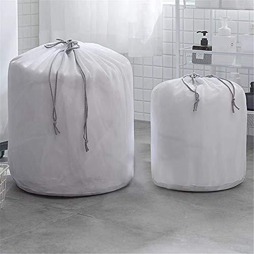 Vertrage 洗濯ネット ランドリーネット 2枚セット 巾着型 寝具用洗濯ネット 毛布も洗える 特大 洗濯用品 型崩れ防止 絡み防ぎ 傷み防止 細かい網目 丈夫 家庭用