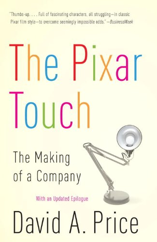 The Pixar Touch (English Edition)