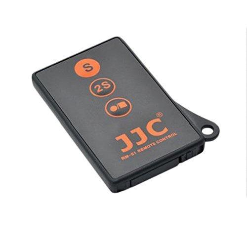 JJC RM-S1 Wireless Remote Control For Sony A6000 A77II a7 a7R NEX 5T A99 A57 NEX 5R NEX 6 A65 A77 NEX 5N NEX 7 A290 A390 A450 A560 A580 A33 A55 NEX5 A230 A500 A330 A380 A550 A850 A900 A700 by JJC [並行輸入品]